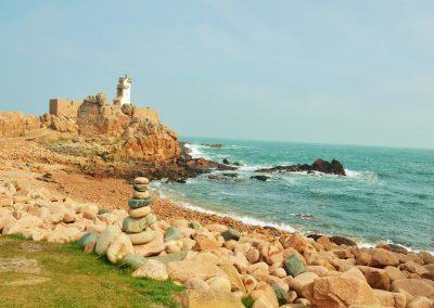 Jeûne sur la côte bretonne